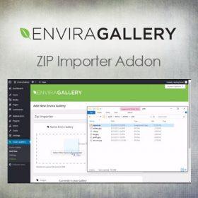 Envira Gallery – ZIP Importer Addon
