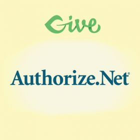 Give – Authorize.net Gateway