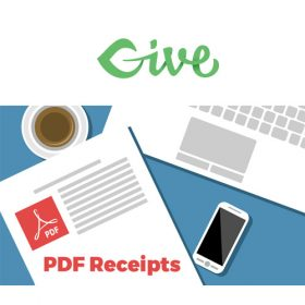 Give – PDF Receipts