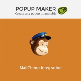 Popup Maker – MailChimp Integration