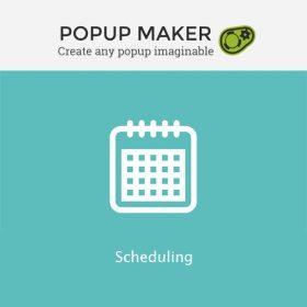 Popup Maker – Scheduling