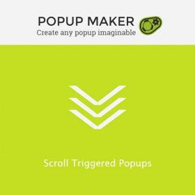 Popup Maker – Scroll Triggered Popups