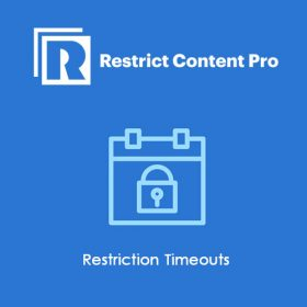 Restrict Content Pro Restriction Timeouts 1.0.6
