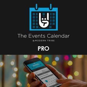The Events Calendar PRO WordPress Plugin 5.6.0