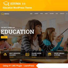 Education WordPress Theme   Education WP