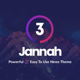 Jannah News – Newspaper Magazine News AMP BuddyPress