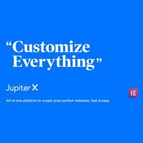 Jupiter – Multi-Purpose Responsive Theme