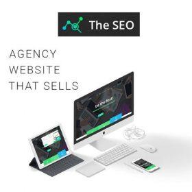 The SEO – Digital Marketing Agency WordPress Theme