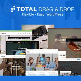Total – Responsive Multi-Purpose WordPress Theme