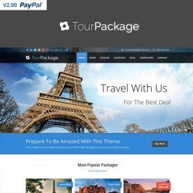 Tour Package – WordPress Travel/Tour Theme