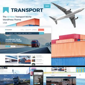 Transport – WP Transportation & Logistic Theme