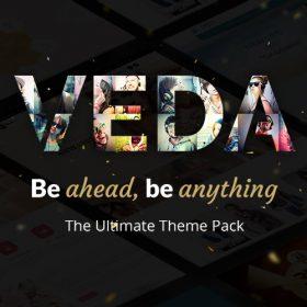 VEDA   Multi-Purpose Theme