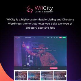 Wilcity – Directory Listing WordPress Theme
