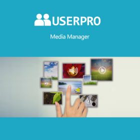 UserPro – Media Manager Add-on