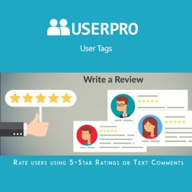 UserPro – User Rating Add-on