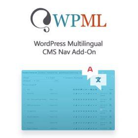 WordPress Multilingual CMS Nav Add-On