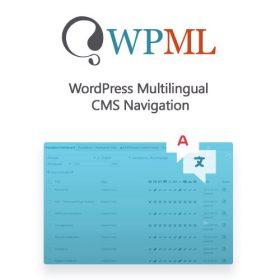 WordPress Multilingual CMS Navigation