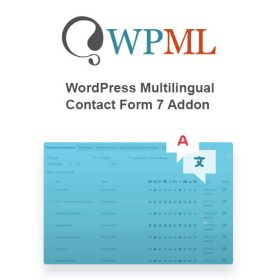 WordPress Multilingual Contact Form 7 Addon 1.0.2