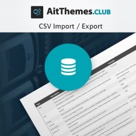 AIT CSV Import / Export