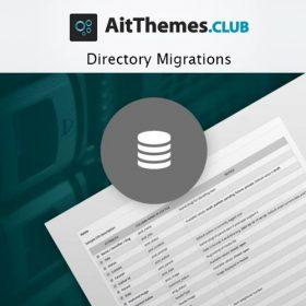 AIT Directory Migrations 2.10