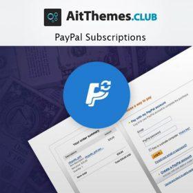 AIT PayPal Subscriptions