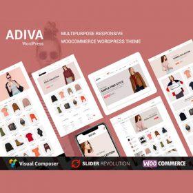 Adiva – eCommerce WordPress Theme