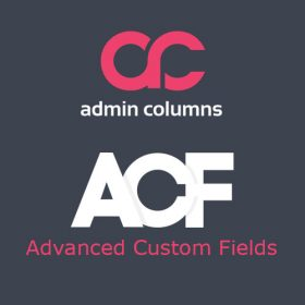 Admin Columns Pro - Advanced Custom Fields add-on