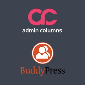 Admin Columns Pro - BuddyPress add-on