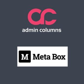 Admin Columns Pro Meta Box add-on