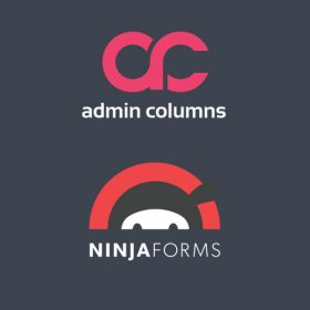 Admin Columns Pro - Ninja Forms add-on