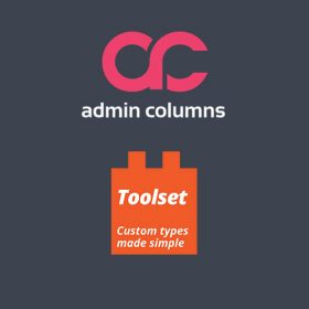 Admin Columns Pro - Toolset Types add-on
