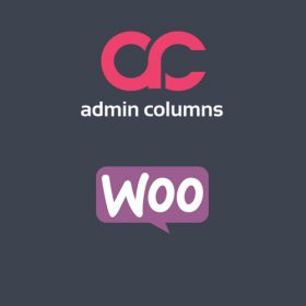 Admin Columns Pro - WooCommerce add-on