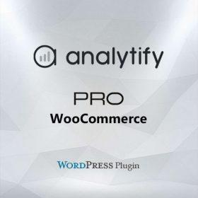 Analytify Pro WooCommerce