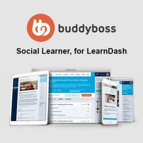 Boss for LearnDash / Social Learner for LearnDash 1.3.6