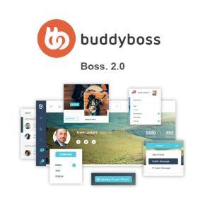 BuddyPress – Boss 2.5.7