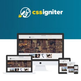 CSSIgniter BusinessTwo