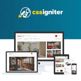 CSSIgniter Decorist 1.8.4