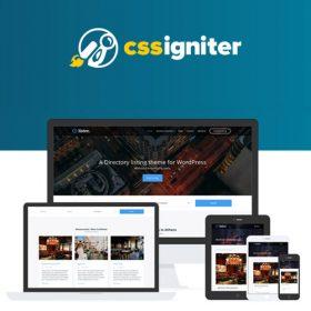 CSSIgniter Listee 1.6.1