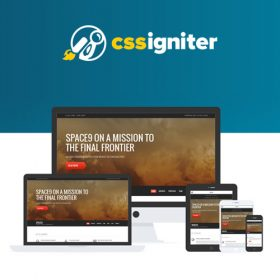 CSSIgniter Space9