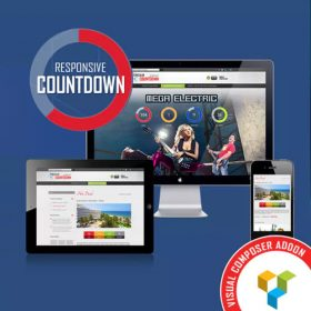 CountDown Pro WP Plugin – WebSites / Products / Offers