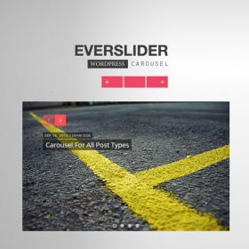 Everslider – Responsive WordPress Carousel Plugin