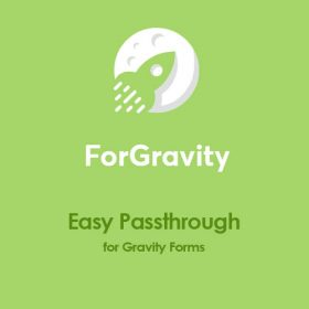 ForGravity – Easy Passthrough for Gravity Forms