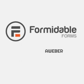 Formidable Forms - AWeber