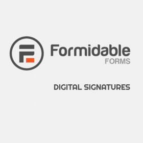 Formidable Digital Signatures 2.04