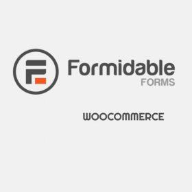 Formidable WooCommerce