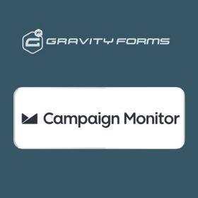 Gravity Forms Campaign Monitor Addon