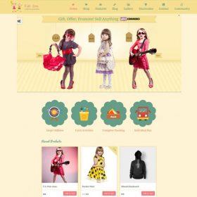 Kids Zone   Children & Kids WordPress Theme
