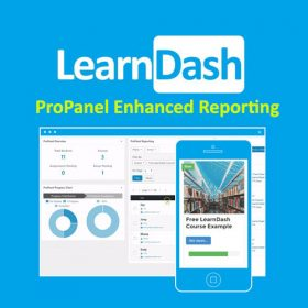 LearnDash ProPanel Enhanced Reporting