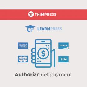 LearnPress Authorize.net Add-on