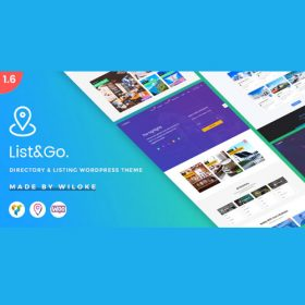 ListGo – Directory WordPress Theme